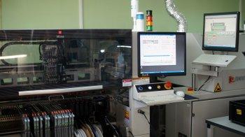 Новый автомат установки SMD компонентов Mirae Mx-200LP